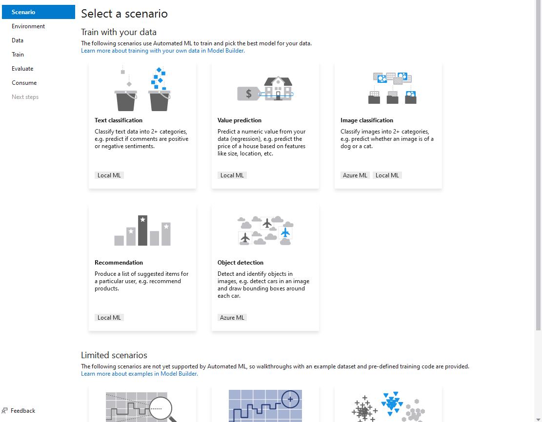 Scenarios - Functional Machine