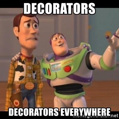 decorators