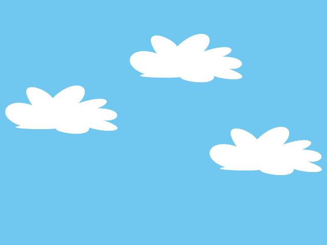 Sky back layer
