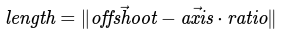 shortest__length-equals-offshoot-minus-axisVector-times-ratio-length.tex.png